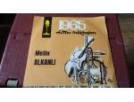 1965 ALTIN MİKROFON METİN ALKANLI